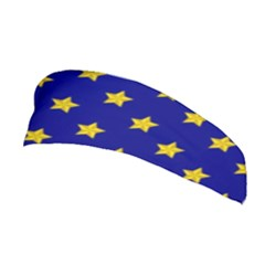 Star Pattern Stretchable Headband