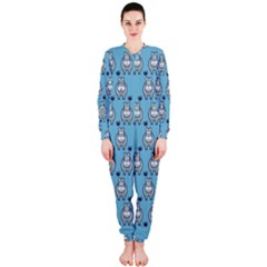 Funny Cow Pattern Onepiece Jumpsuit (ladies)