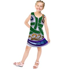 Celtic Ornament Kids  Tunic Dress