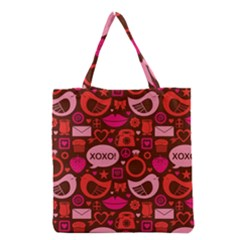 Xoxo! Grocery Tote Bag