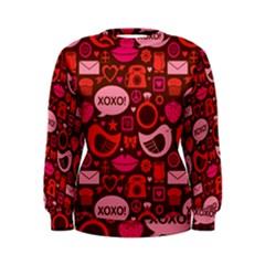 Xoxo! Women s Sweatshirt