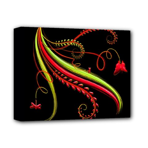 Cool Pattern Designs Deluxe Canvas 14  x 11