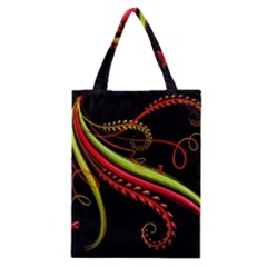 Cool Pattern Designs Classic Tote Bag