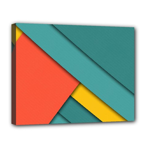 Color Schemes Material Design Wallpaper Canvas 14  X 11