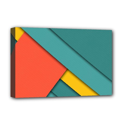 Color Schemes Material Design Wallpaper Deluxe Canvas 18  x 12
