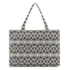 Abstract Camouflage Medium Tote Bag