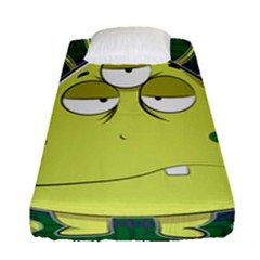 The Most Ugly Alien Ever Fitted Sheet (single Size)