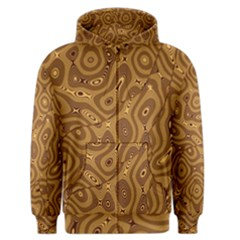 Giraffe Remixed Men s Zipper Hoodie