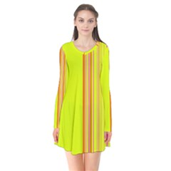Lines Flare Dress
