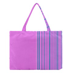 Lines Medium Tote Bag