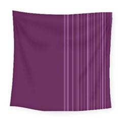 Lines Square Tapestry (large)