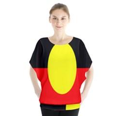 Flag Of Australian Aborigines Blouse