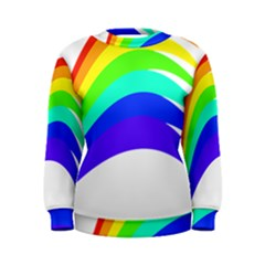 Rainbow Women s Sweatshirt