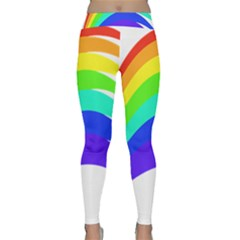 Rainbow Classic Yoga Leggings