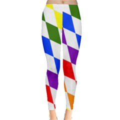 Rainbow Flag Bavaria Leggings