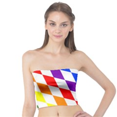 Rainbow Flag Bavaria Tube Top