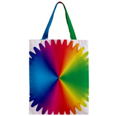 Rainbow Seal Re Imagined Classic Tote Bag