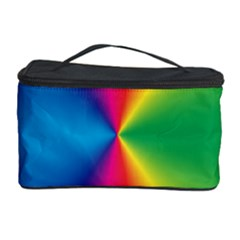 Rainbow Seal Re Imagined Cosmetic Storage Case