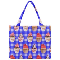 Cake Pattern Mini Tote Bag