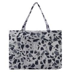Textures From Beijing Medium Zipper Tote Bag