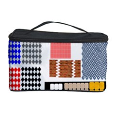 Texture Package Cosmetic Storage Case