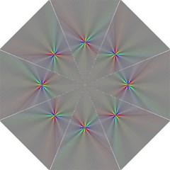 Square Rainbow Hook Handle Umbrellas (medium)