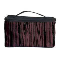 Grain Woody Texture Seamless Pattern Cosmetic Storage Case