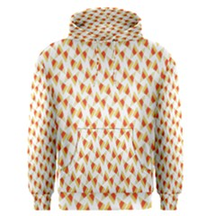 Candy Corn Seamless Pattern Men s Pullover Hoodie