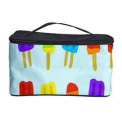 Popsicle Pattern Cosmetic Storage Case