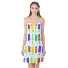 Popsicle Pattern Camis Nightgown
