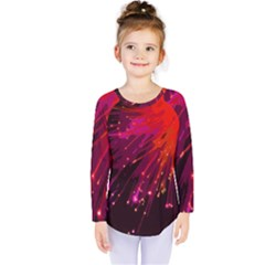Big Bang Kids  Long Sleeve Tee