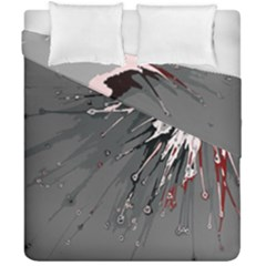 Big Bang Duvet Cover Double Side (california King Size)