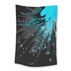 Big Bang Small Tapestry