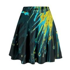 Big Bang High Waist Skirt