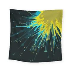Big Bang Square Tapestry (small)