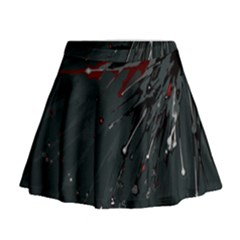 Big Bang Mini Flare Skirt