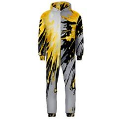 Big Bang Hooded Jumpsuit (men)