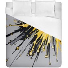 Big Bang Duvet Cover (california King Size)