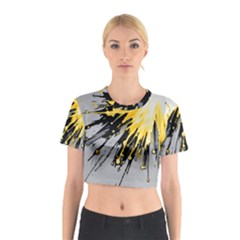 Big Bang Cotton Crop Top