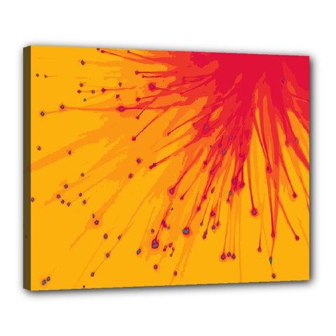 Big Bang Canvas 20  X 16