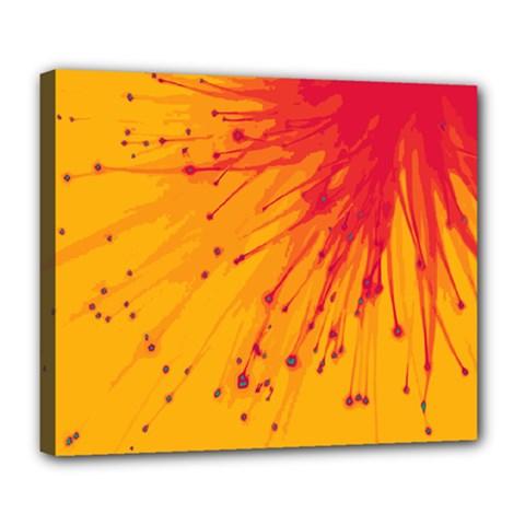 Big Bang Deluxe Canvas 24  X 20
