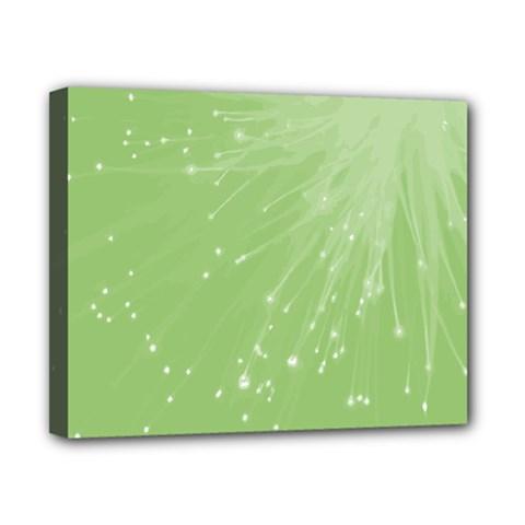 Big Bang Canvas 10  X 8