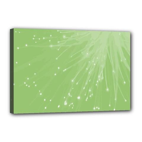 Big Bang Canvas 18  X 12