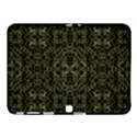 Golden Geo Tribal Pattern Samsung Galaxy Tab 4 (10.1 ) Hardshell Case  View1