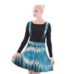 Light Suspender Skater Skirt