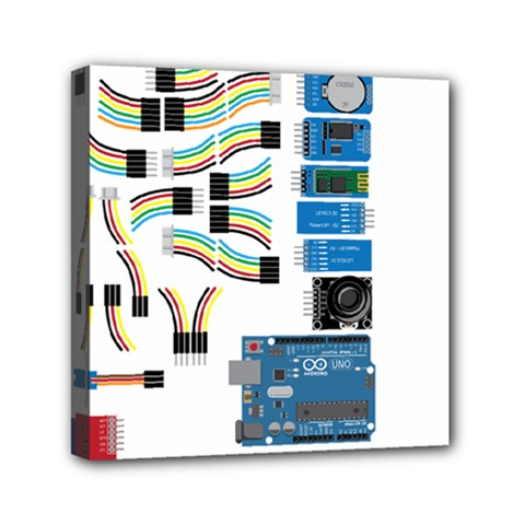 Arduino Arduino Uno Electronic Mini Canvas 6  x 6