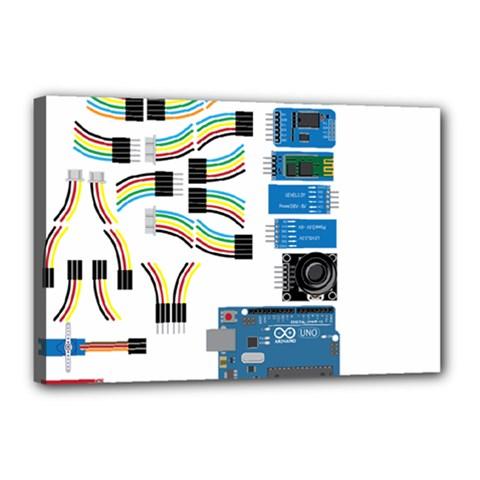 Arduino Arduino Uno Electronic Canvas 18  x 12