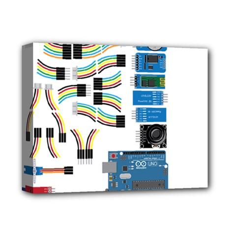 Arduino Arduino Uno Electronic Deluxe Canvas 14  X 11