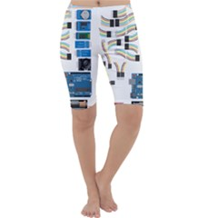 Arduino Arduino Uno Electronic Cropped Leggings