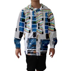 Arduino Arduino Uno Electronic Hooded Wind Breaker (kids)